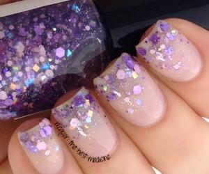 nails, beauty, and beautiful image