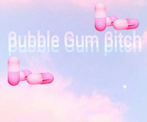 pills and pastel goth image