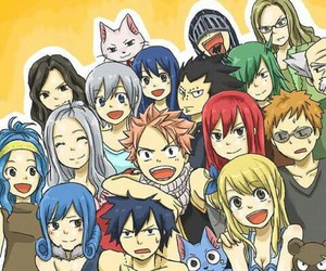 fairy tail and anime image