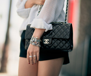 advertise, beautiful, and chanel image