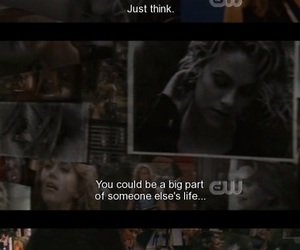 one tree hill, stalker, and oth image