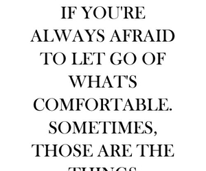 afraid, let go, and happy image