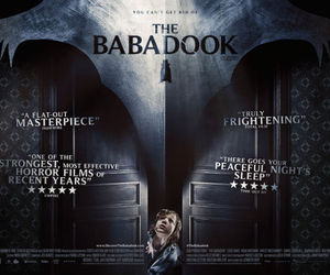 essie davis, the babadook, and barbara west image