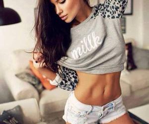 beauty, girl, and stylish image