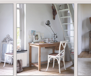 chair, closet, and white image