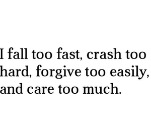 quotes, care, and forgive image