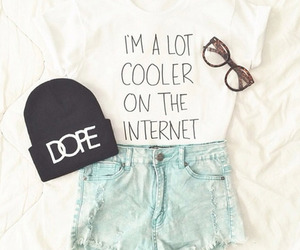 fashion, outfit, and dope image