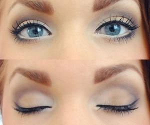 blue, eyes, and barbara palvin image
