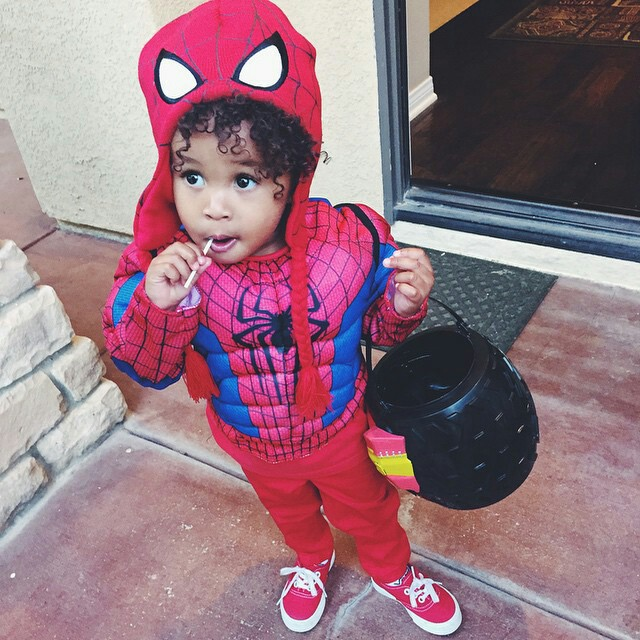 Halloween, king, and spider man image
