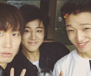 bobby, Ikon, and epik high image