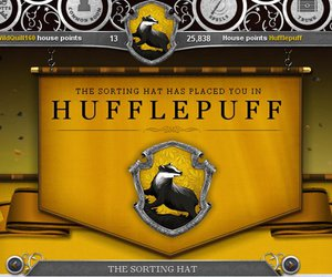 hufflepuff and pottermore image