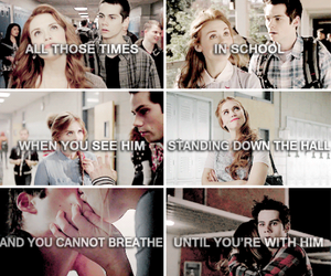 banshee, tumblr, and lydia martin image