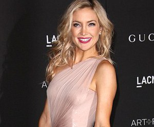 gown, kate hudson, and pink image