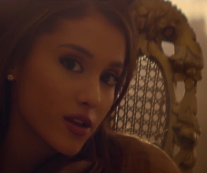 ariana grande and love me harder image