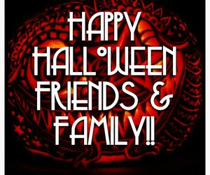 family, jack o lantern, and pumpkin image
