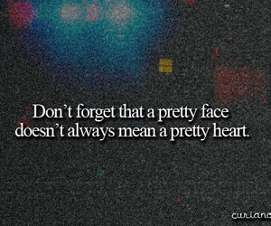 face, pretty, and quotes image
