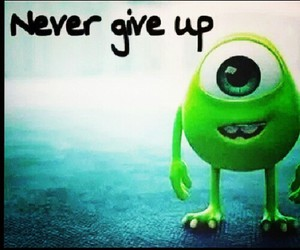 monsters inc and quote image