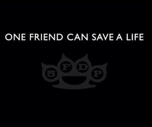 friends, save, and death image