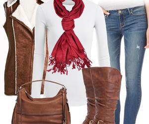 boots, fall fashion, and fashion image