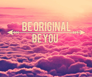 original, be you, and quote image