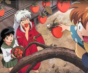anime, inuyasha, and Otaku image