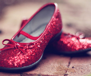 shoes, dorothy, and fashion image