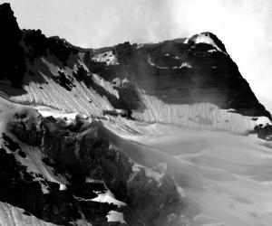 diamond, mountains, and snow image