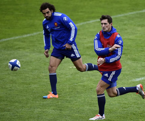 rugby and equipe de france image