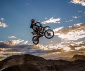 life and motocross image