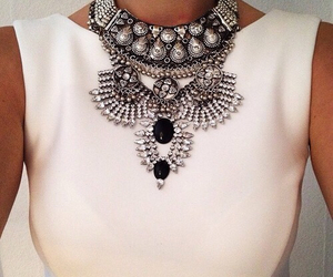 fashion, glam, and jewellery image
