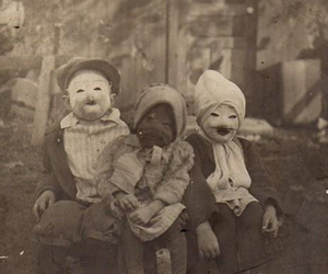 Halloween, creepy, and vintage image