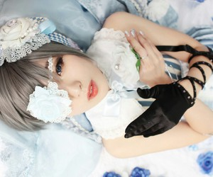 anime, kawaii, and lolita image