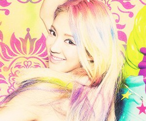 snsd, girl's generation, and hyoyeon image