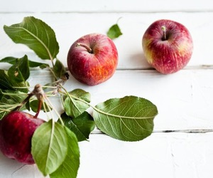 apple, delicious, and FRUiTS image