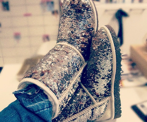 fashion, shoes, and ugg image