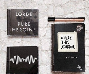 arctic monkeys, journal, and lorde image