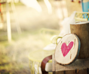 heart, sweet, and love image