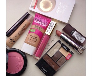 avon, make up, and Maybelline image