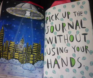 cool, wreckthisjournal, and fun image
