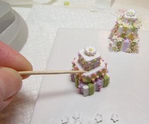 cake and miniature image