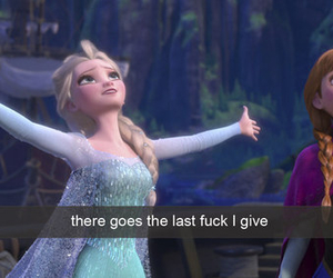 frozen, disney, and lol image
