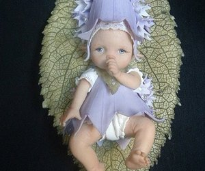 miniature and baby fairy image