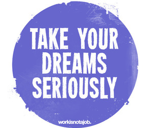 Dream, quote, and seriously image