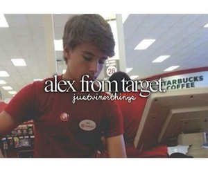 target, alex, and alex from target image