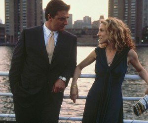 new york, sex and the city, and love image