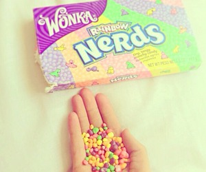 love, food, and nerds image