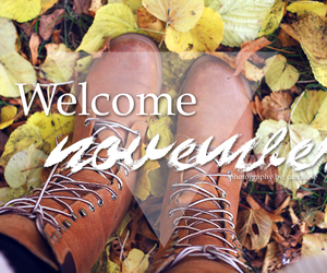 autumn, boots, and fall image