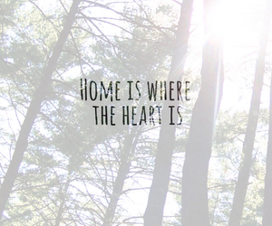 heart, home, and is image