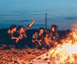 union j, love, and fire image