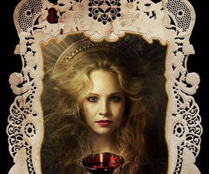tvd, caroline, and the vampire diaries image